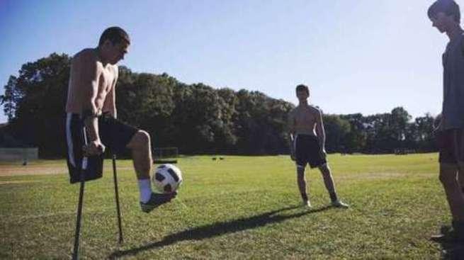 [Video] Inspirasi dari Pemain Sepakbola Berkaki Satu