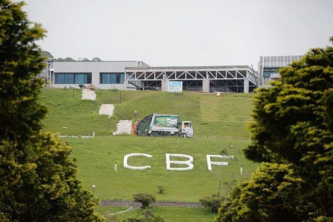 Granja Comary Pusat Latihan Mewah Timnas Brazil
