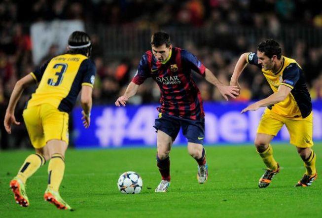 Barcelona Dilarang Melakukan Aktivitas Transfer