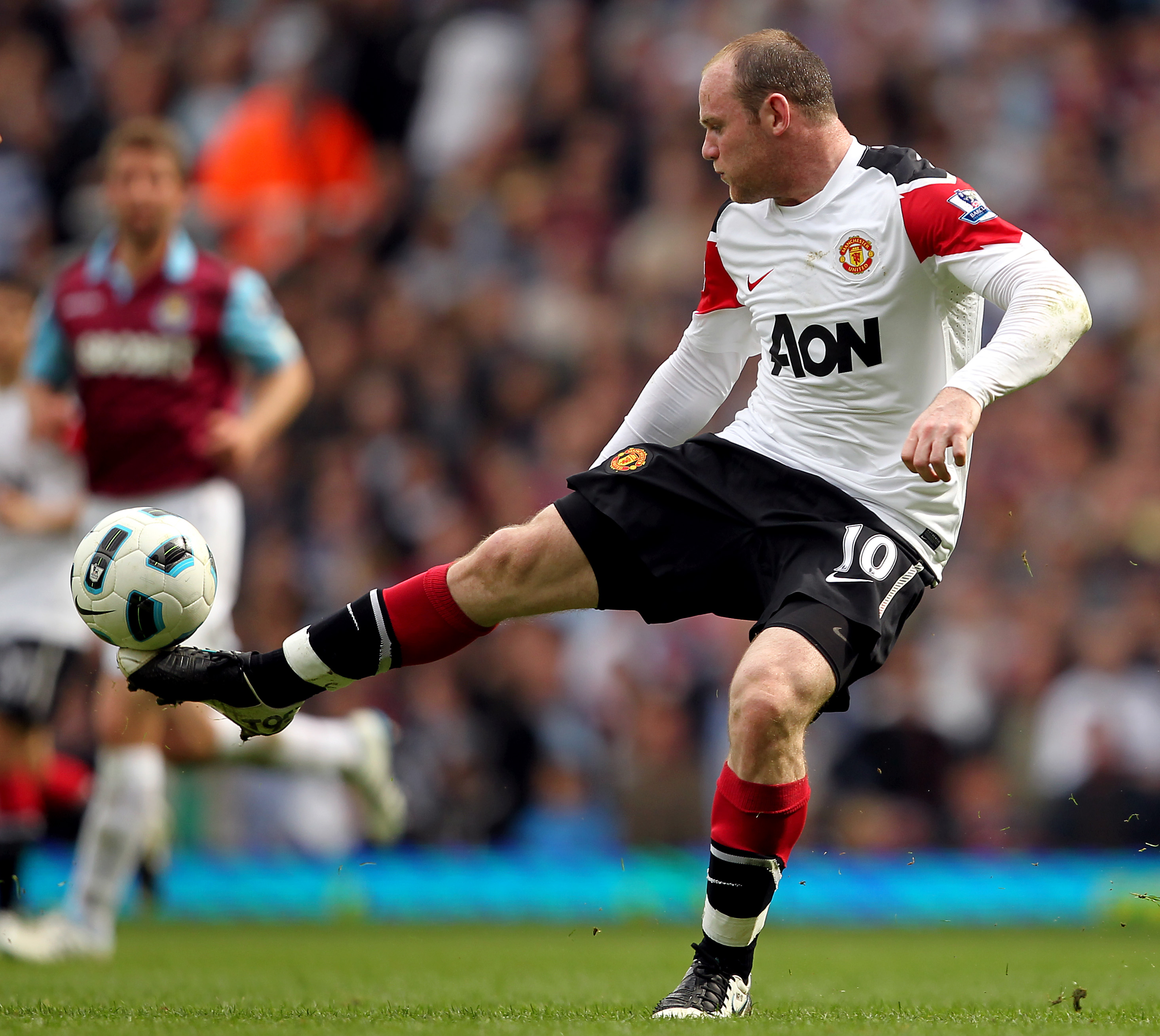 On This Day 2011, Hattrick Rooney Ke Gawang The Hammers