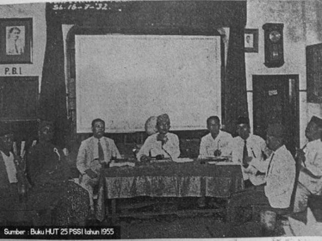 Serial Sejarah PSSI