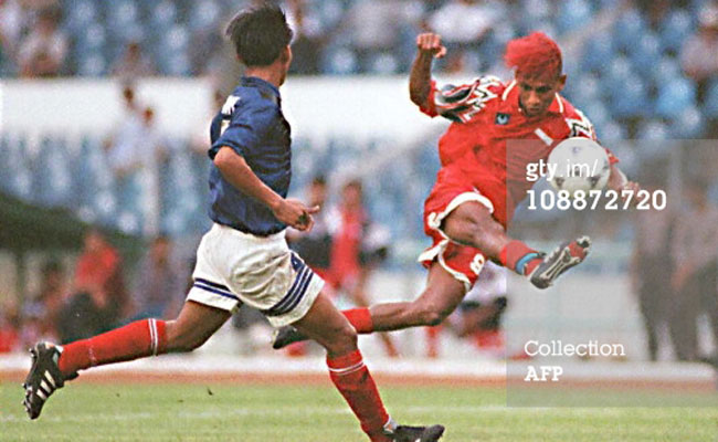 [On This Day] 1997, Hat-Trick Rocki Putiray Untuk Indonesia