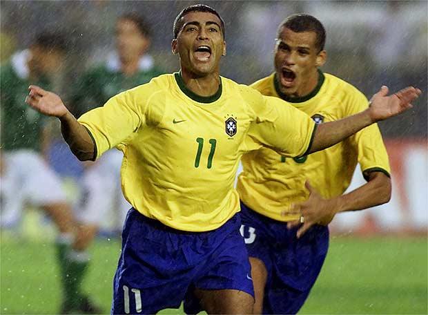 Kisah Kocak Penculikan Ayah Romario Jelang Piala Dunia 1994