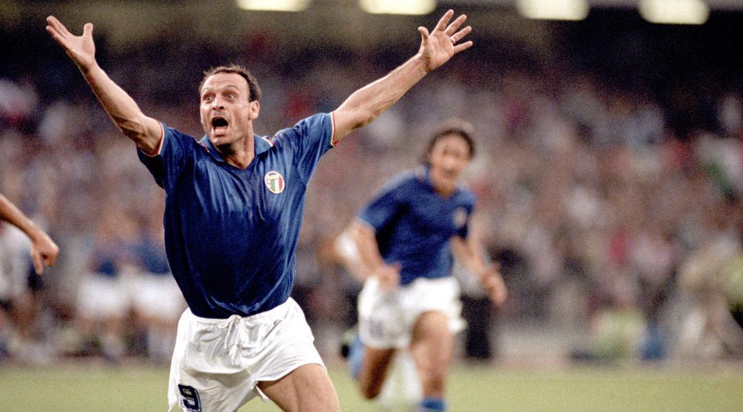 Salvatore Schillaci: Top Skor Piala Dunia 1990 yang Fenomenal