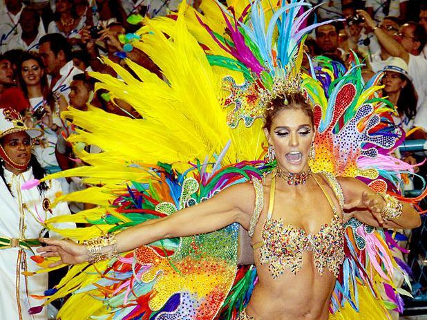 Mengapa Timnas Brazil Disebut Tim Samba?