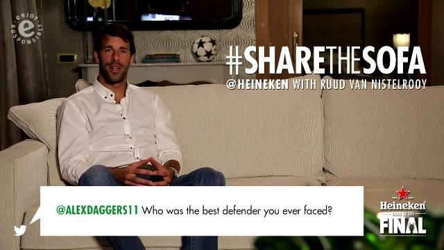 #ShareTheSofaID : Ketika Para Bintang Berbagi Pengalaman Bersama @HeinekenID