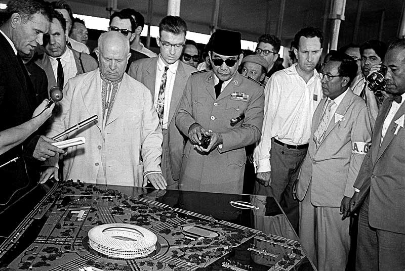 Sepucuk Surat Presiden Sukarno Untuk PSSI Yang Berulang Tahun