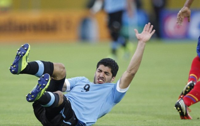 Uruguay Terancam Gagal Tampil di Piala Dunia 2014?