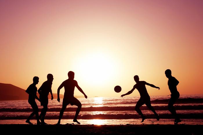 Manfaat Latihan di Pantai