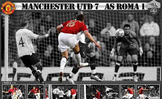 On This Day 2007, MU ke Semifinal Setelah Menang 7-1