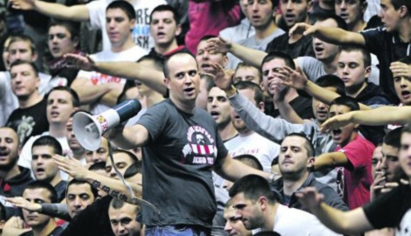Dirijen Ultras Red Star Belgrade Tewas Tertembak