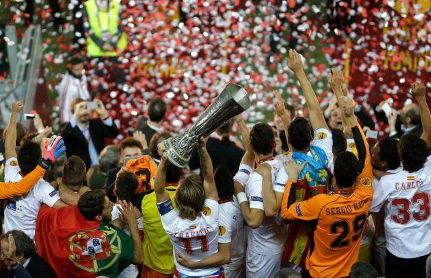 Sevilla Raih Gelar Ke-3 Europa League!