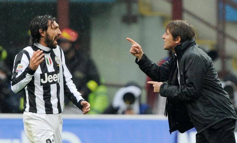 Pirlo: Conte Tak Ubahnya Pengirim Telegram
