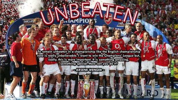 On This Day: 2004, Musim yang Abadi untuk Arsenal