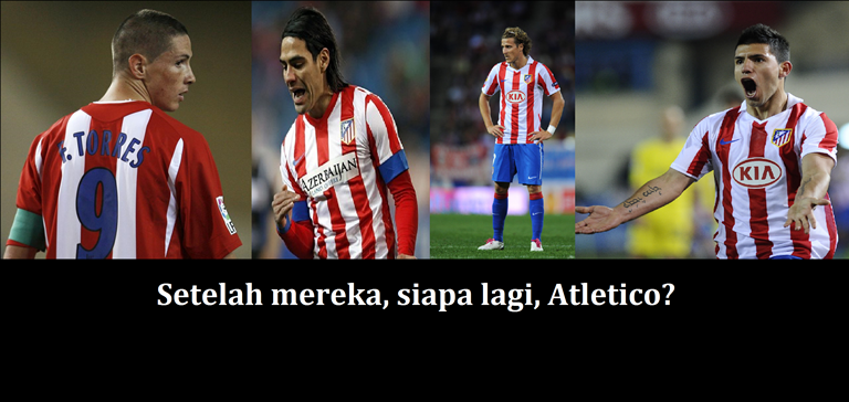Atletico Madrid, Pabriknya Striker Mahal
