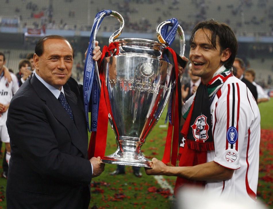On this day 2007, Revans Milan Atas Liverpool