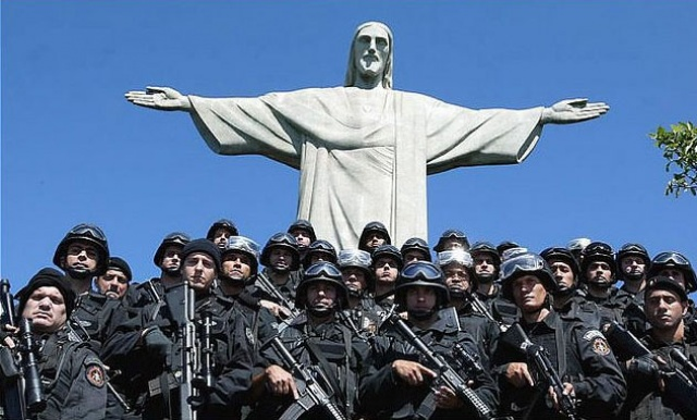 Robocop Akan Diturunkan di Brazil