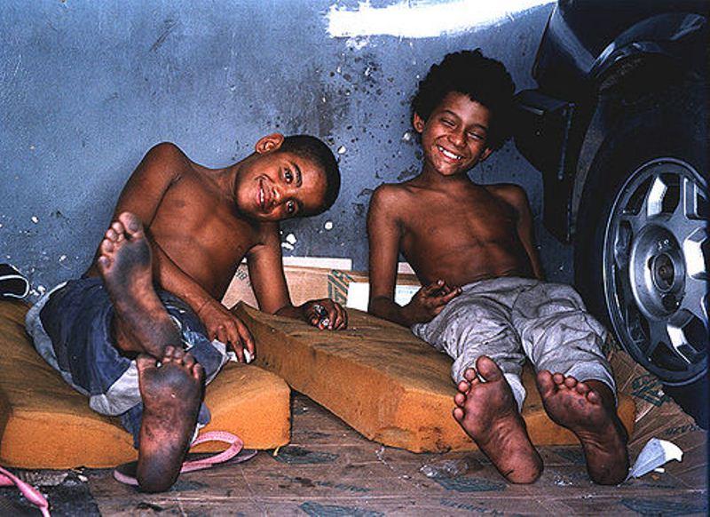 Demi Piala Dunia, Brazil Culik dan Bunuh Anak Jalanan