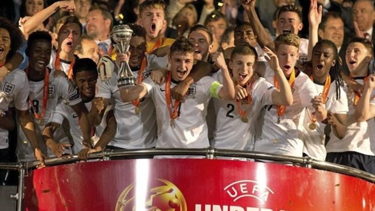 The Young Lions Kuasai Eropa