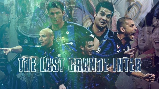 The Last Grande Internazionale Milano
