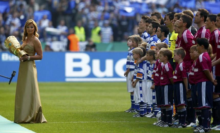 MSV Duisburg Empat Kali ke Final, Empat Kali Gagal