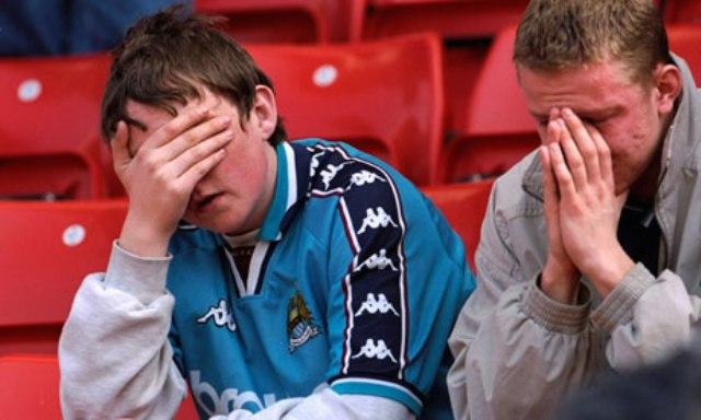 On This Day 1998, Manchester City Terdegradasi ke Divisi Dua