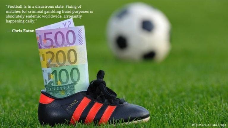 Jelang Piala Dunia, Polisi Selidiki Kemungkinan Pengaturan Pertandingan
