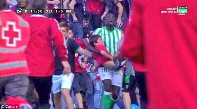 Pemain Real Betis Menjadi Pahlawan Pendukung Osasuna