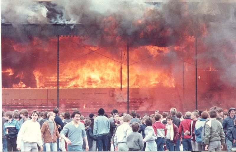On This Day 1985, Ketika 59 Orang Terpanggang di Stadion