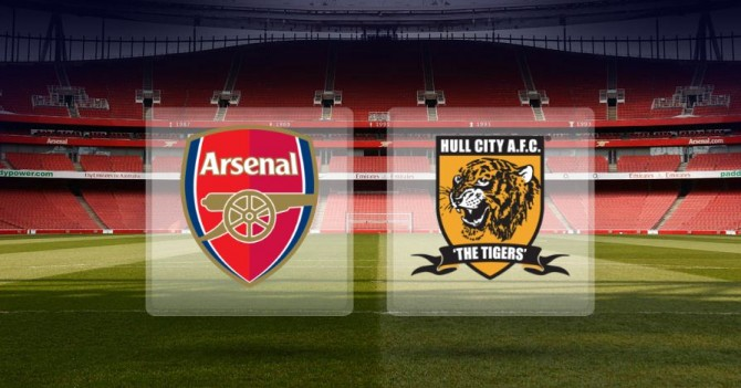 [Preview] FA Cup Final: Arsenal vs Hull City