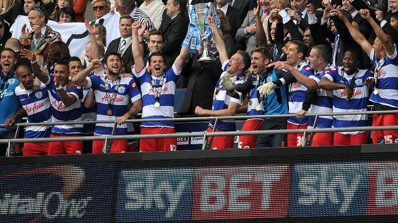Laporan Final Play-Off Championship: Derby County 0-1 Queens Park Rangers