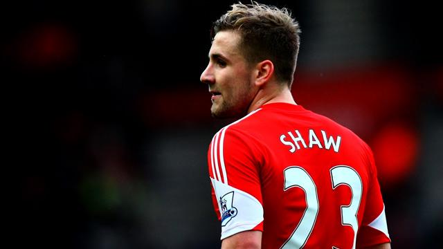 Luke Shaw Teruskan Generasi Pelari Cepat Akademi Southampton