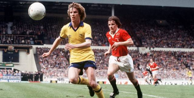 On This Day 1979, Final Dramatis Arsenal vs Manchester United