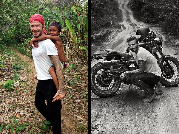 Beckham dan Hutan Belantara Brazil
