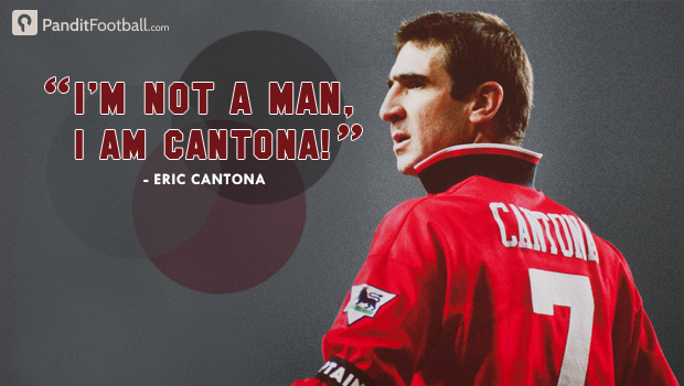 "On This Day: 1966, Eric ""King"" Cantona Lahir"