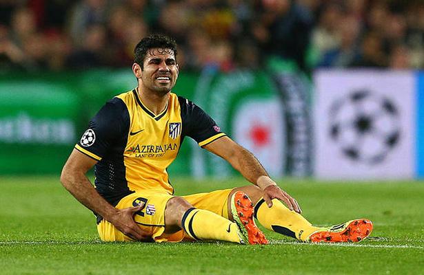 Plasenta untuk Diego Costa
