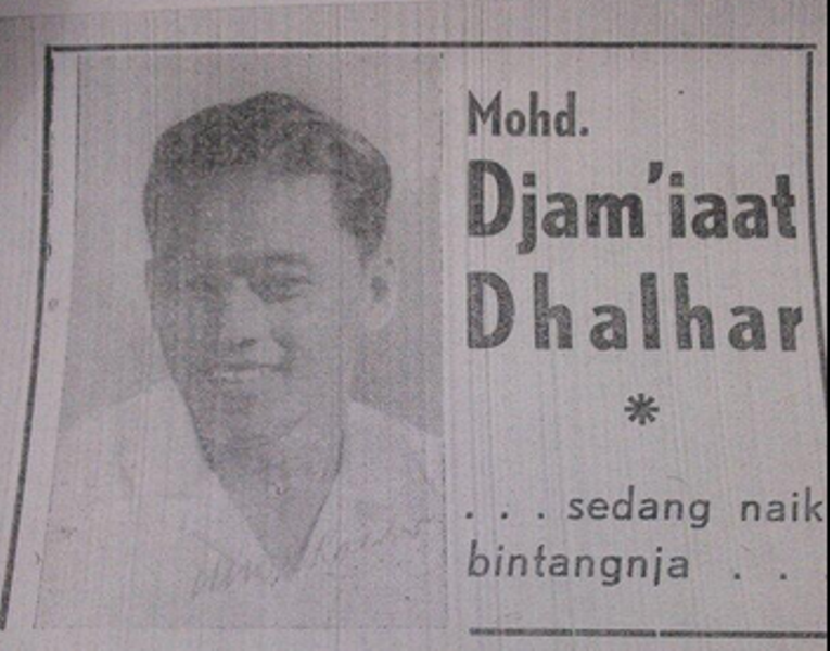 Djamiat Dahlar: Apoteker yang Jadi Legenda Sepakbola Indonesia