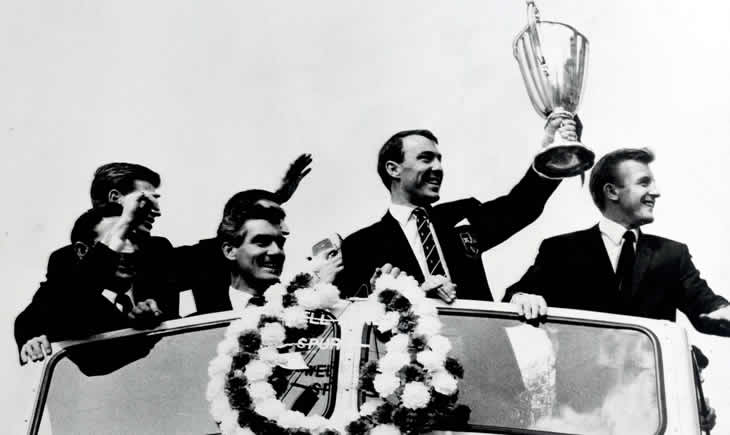 On This Day: 1963, Spurs Menjadi Jawara Inggris Pertama di Eropa