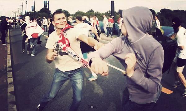 Kekerasan yang Selalu Identik dengan Ultras di Rusia