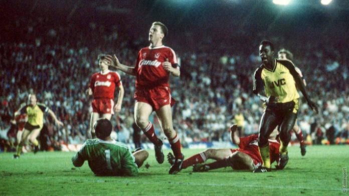 On This day 1989, Arsenal Juara Liga Inggris Secara Dramatis
