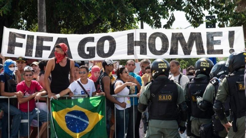 Brasil dan Fatamorgana Tuan Rumah Piala Dunia