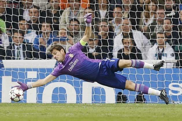 Casillas, Kembali Menjadi Starter di La Liga Setelah 17 Bulan Jadi Cadangan