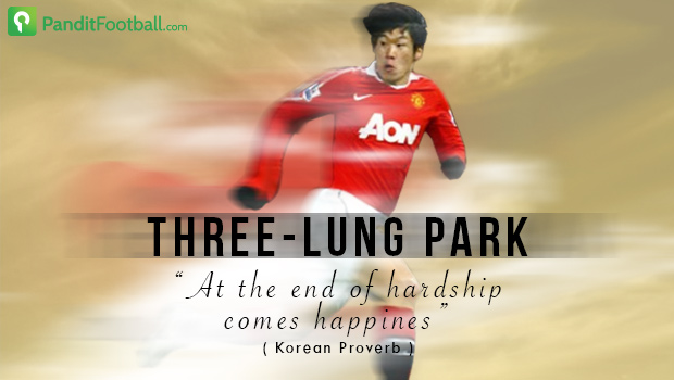 Park Ji-Sung, Three Lungs Park