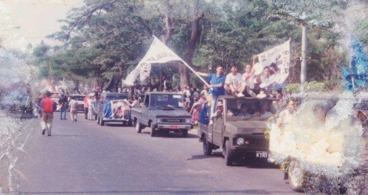 On this day 1993, Langkah Mulus Arema Malang Untuk Juara Galatama Perdana