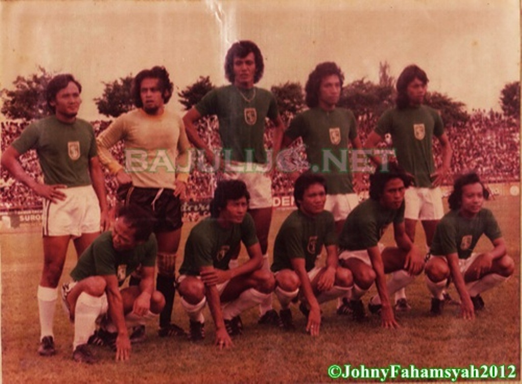 On this day 1975, Piala Surya Edisi Perdana Milik Persebaya