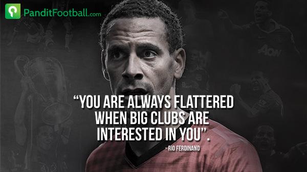 Tak Diperpanjang oleh MU, Ini Prestasi Rio Ferdinand