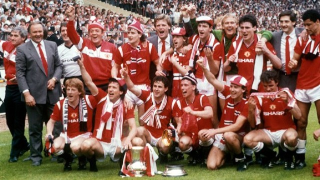 On This Day 1985, Gelar Terakhir United Sebelum Era Fergie