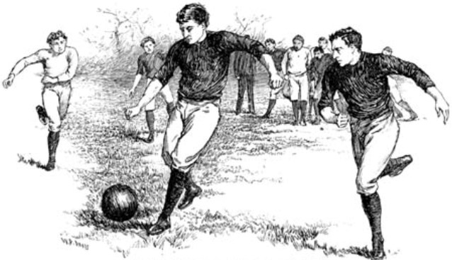 Daripada Masturbasi, Murid-Murid Lebih Baik Main Sepakbola