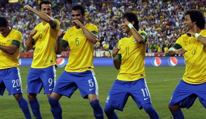 Inilah Skuat Brasil untuk Piala Dunia 2014