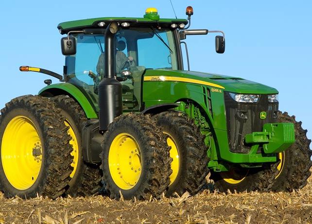 Sejarah Singkat Traktor